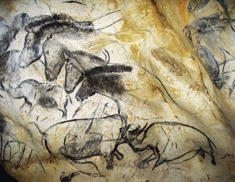 Chaveux Cave drawings