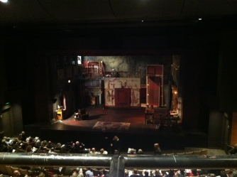 portland center stage - Red