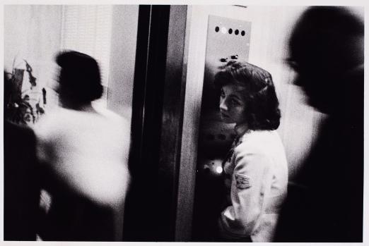 Robert Frank, Elevator, Miami